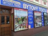 České Budějovice, Bytový textil, Husova třída