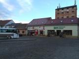 Ivančice, Tomáše Procházky - Autobusové nádraží