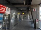 Praha 9, Kolbenova (metro B), vestibul stanice