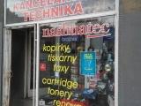 Brno, Mendlovo nám., Reproservis