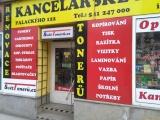 Brno, Královo Pole, Palackého tř., Svět tonerů