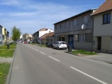 Brno, Židenice, Bělohorská
