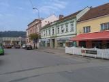 Letovice, Masarykovo nám.