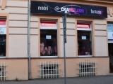 České Budějovice, u nádraží