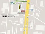 Prievidza, Nadjazdová 2768 / 2K (ECO PRODUKT)
