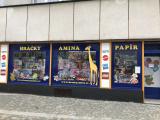 Amina - Hračky Papír