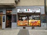 Pizza Milano & Grilované kuře